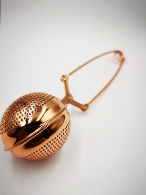 Thee infuser brons