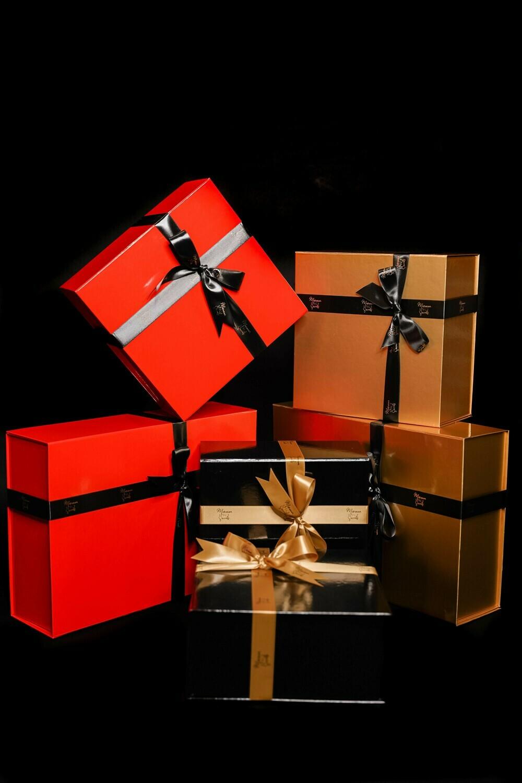 Luxe geschenkdoos zelf samenstellen
