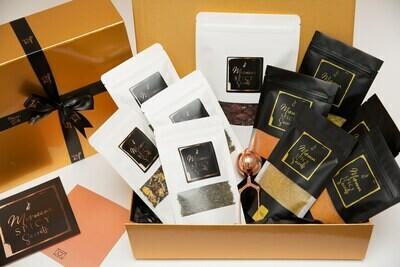 Geschenkdoos 'Spices & Tea box'