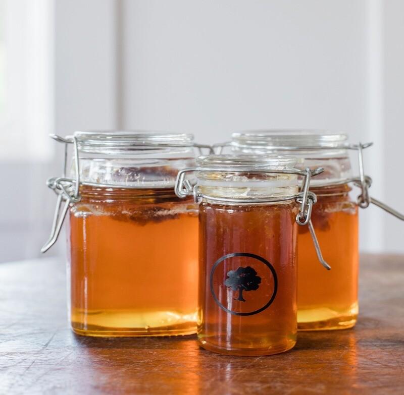 WT Raw Honey