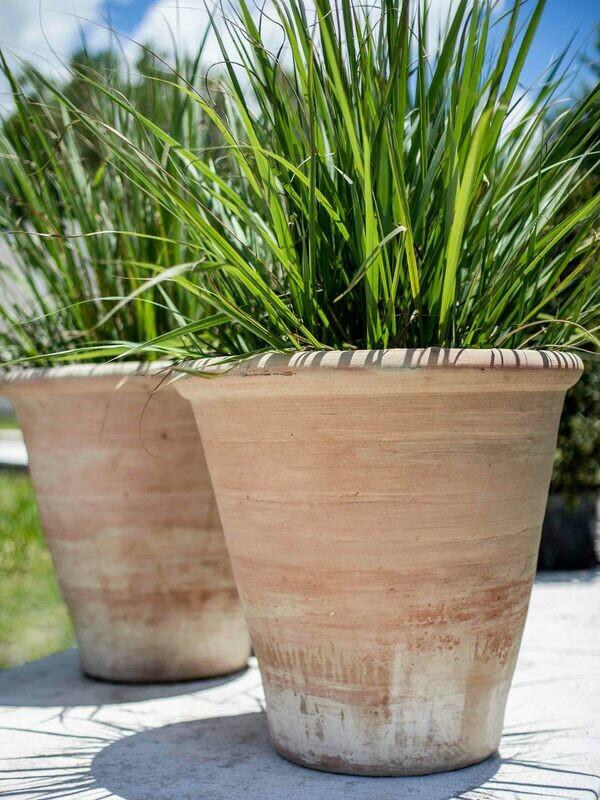 Handmade Italian Terracotta Planter