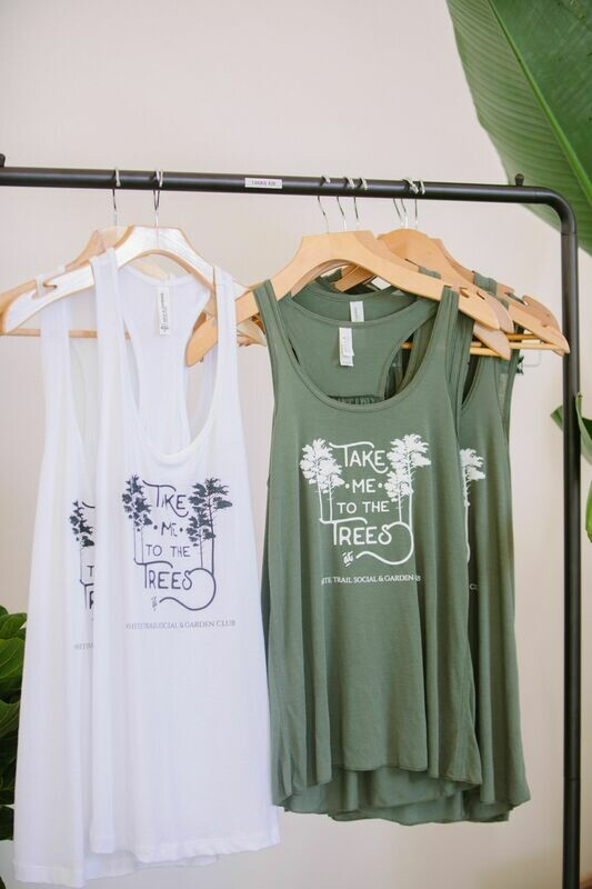 Ladies 'Take Me To The Trees' TANK