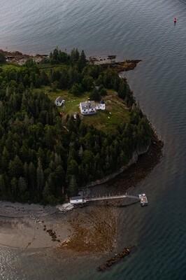 Limited Time - Bear Island Lighthouse