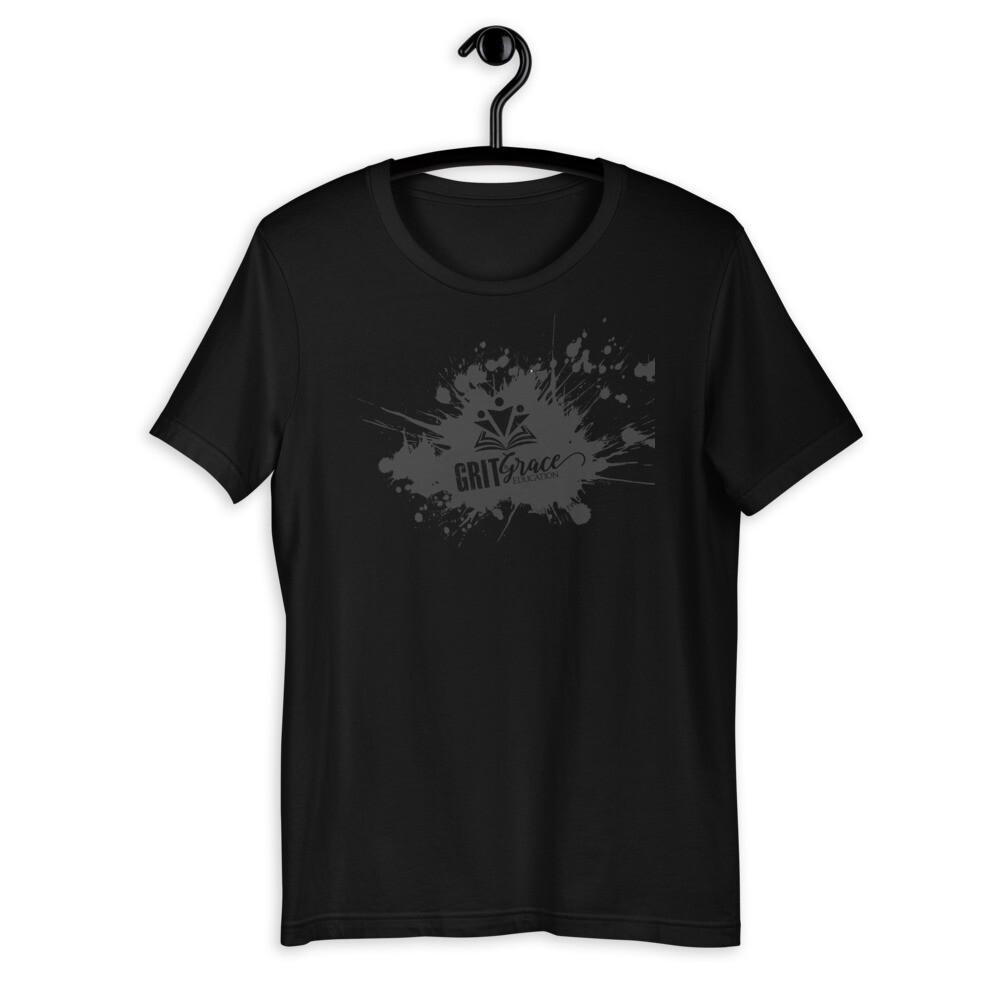 G&G Burnout Logo Short-Sleeve Unisex T-Shirt