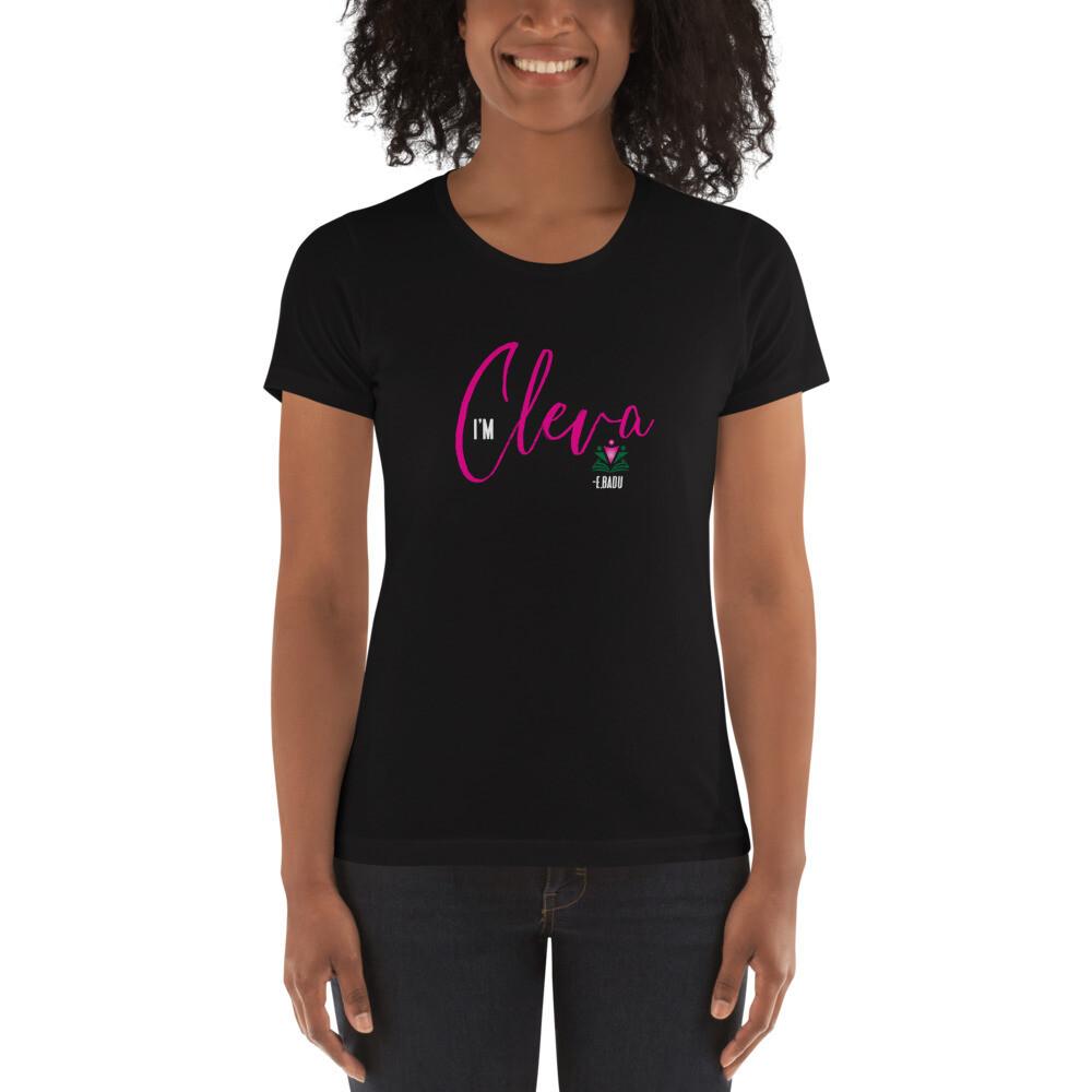 Women's I'M CLEVA T-shirt