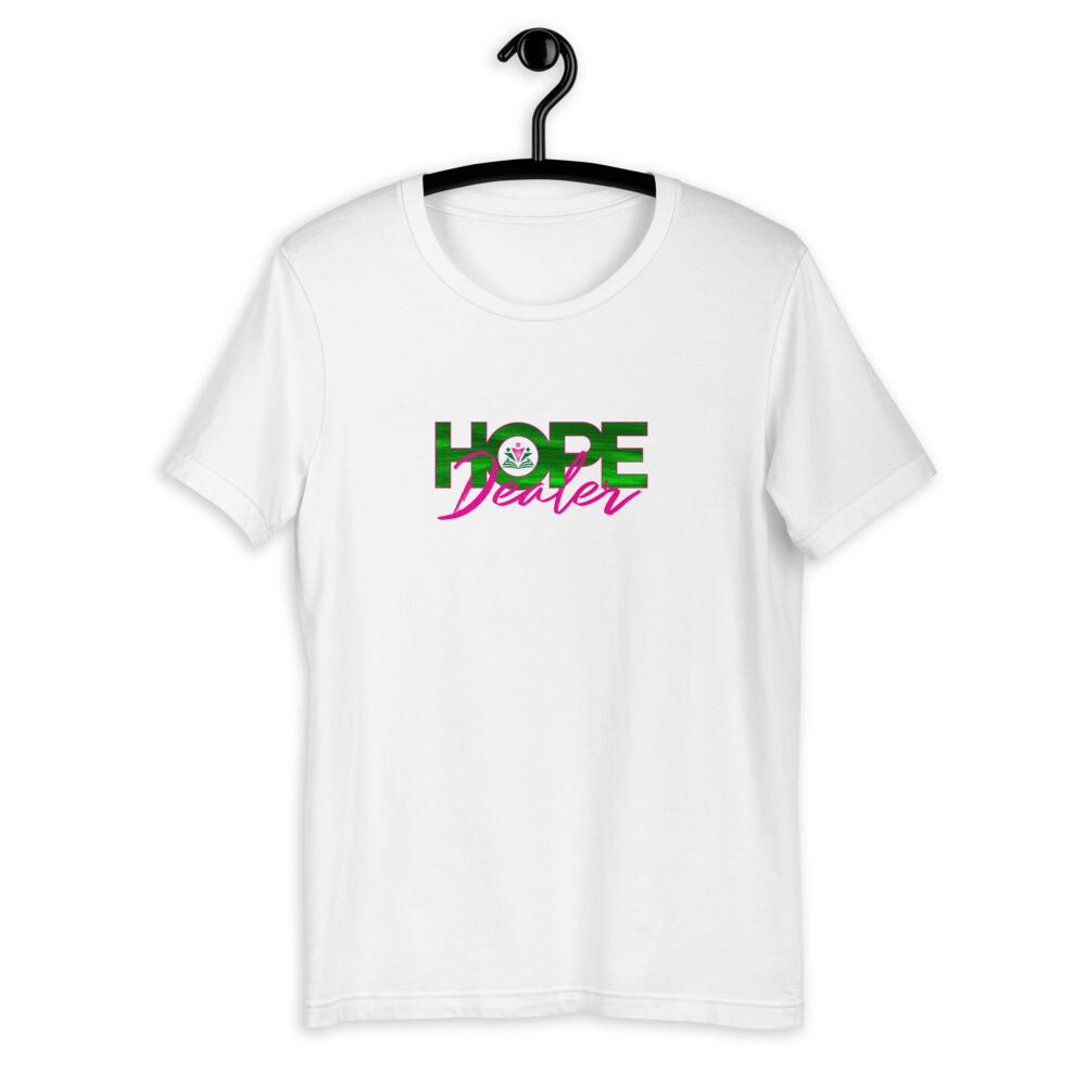 HOPE Dealer Unisex T-Shirt (SUPER GREEN)