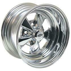Cragar S/S Chrome wheel 15x8