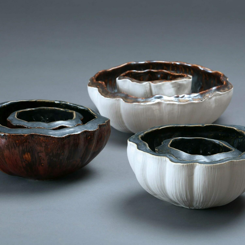 Decorative Gourd Bowls