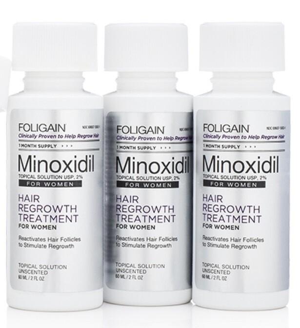 Minoxidil 2% For Women