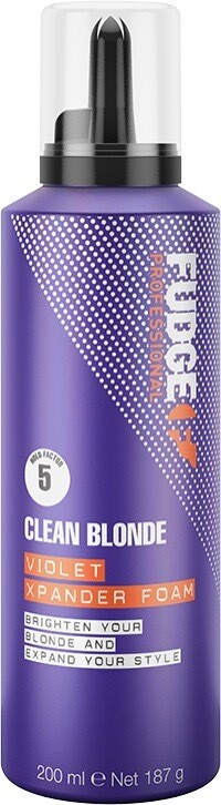 Fudge Expander Foam Violet 200ml