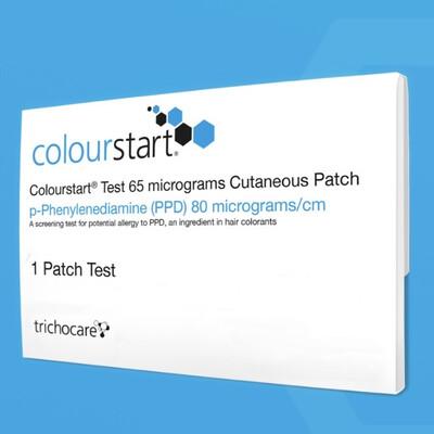 Colourstart Patch Test