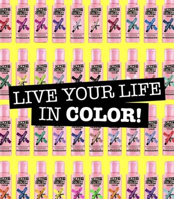 Crazy Colour Candy Floss