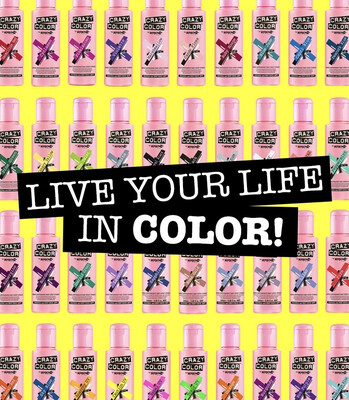 Crazy Colour Pinkissino