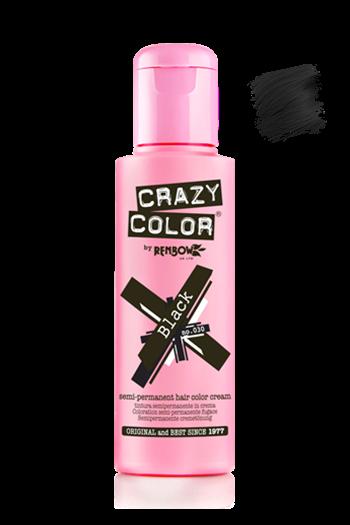 Crazy Colour Black