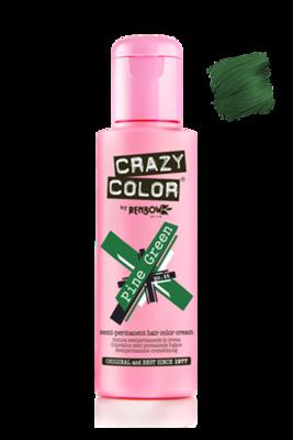 Crazy Colour Pine Green