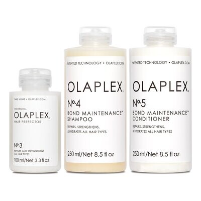 Olaplex Bond Maintenance System