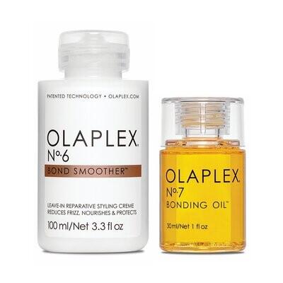 Olaplex Iconic Styling Duo