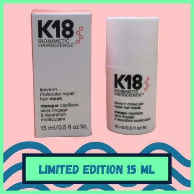 K18 Molecular Repair Mask 15ml
