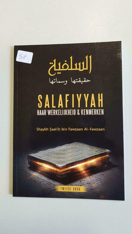 Salafiyyah, haar werkelijkheid en kenmerken
