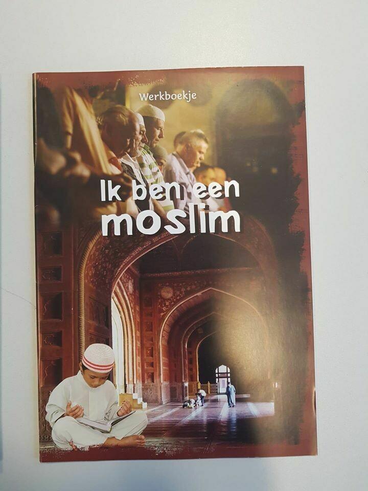 Werkboekje ik ben een moslim