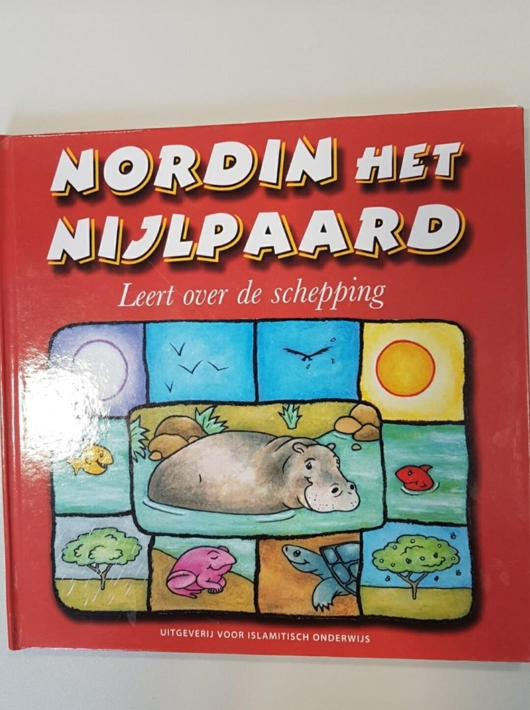 Nordin het nijlpaard leert over de schepping
