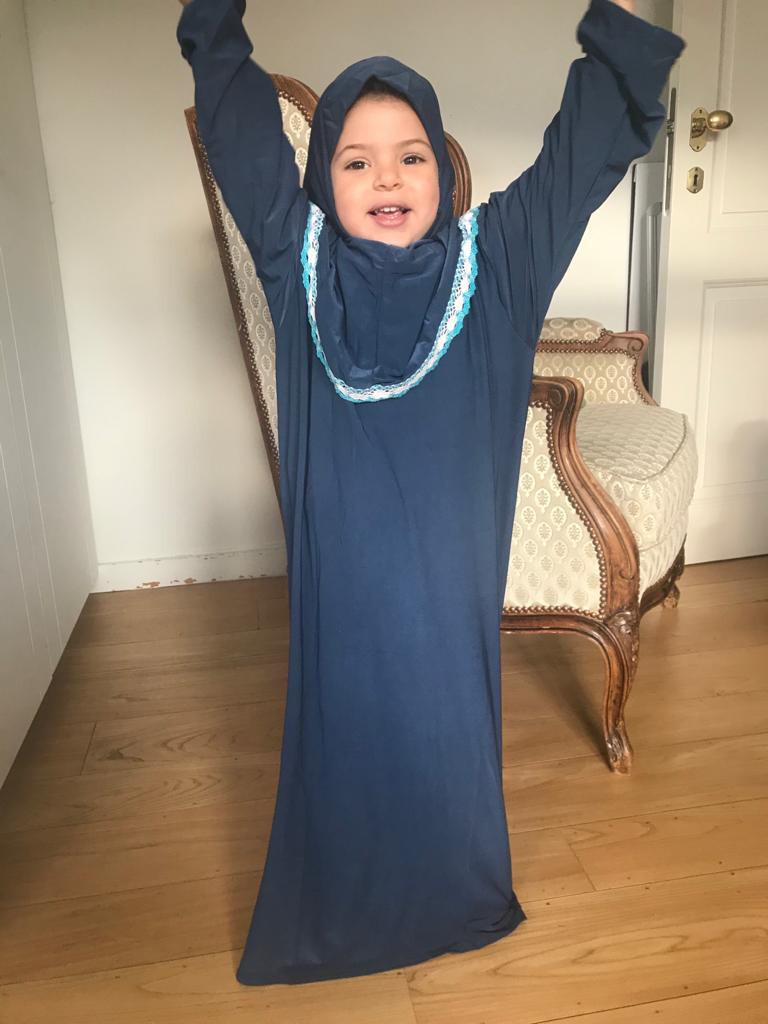 Kindermaten Gebedskledij
