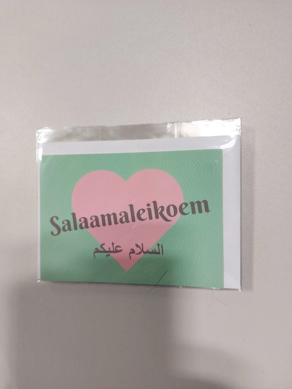 Salaamalaikoem ( in folie met omslag )