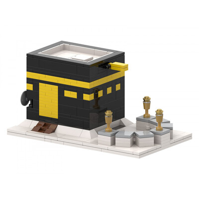 Lego Kaaba