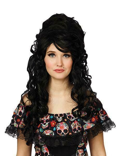 Pruik Amy Winehouse