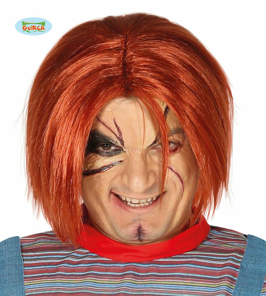 Pruik Chucky Halloween