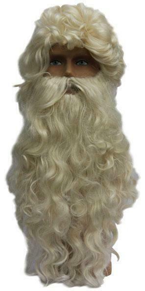 Sinterklaas Sint Nicolaas baard en haar economisch