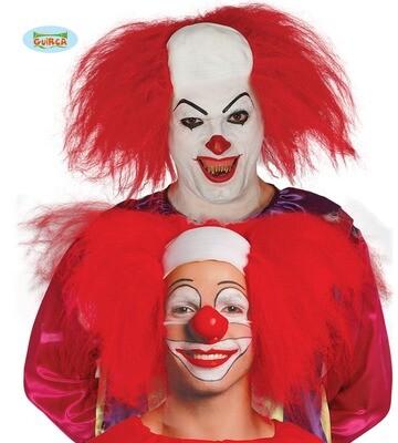 Pruik Clown Creepy killer It Stephen King