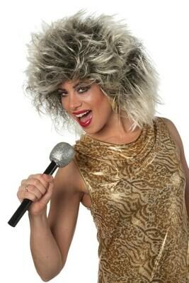 Pruik Tina Turner
