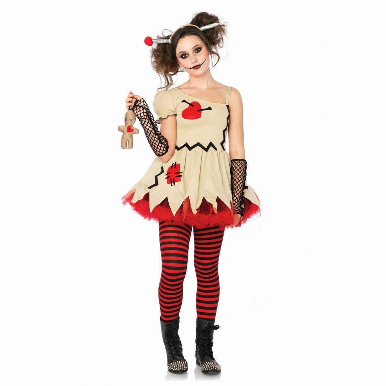 Voodoo pop kleed kostuum voor volwassenen Large T 40 - 42
