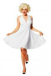 Marilyn Monroe kleedje verkleedkostuum maat 42 voor volwassenen