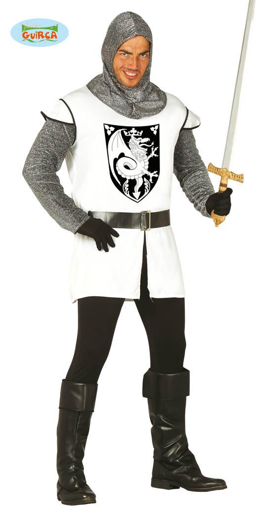 Ridder kostuum voor volwassenen Middeleeuws