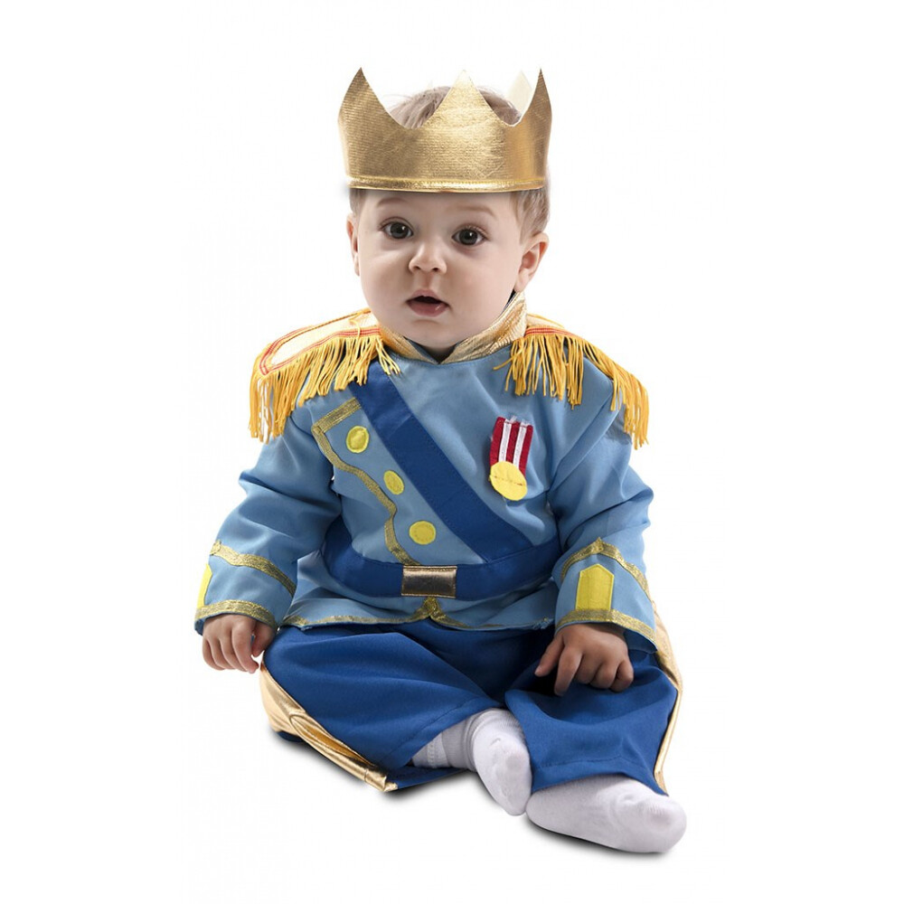 Prins baby kostuum verkleedkledij
