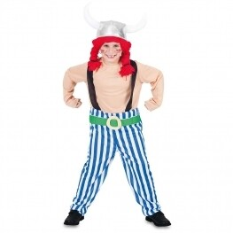 Obelix kostuum kind verkleedkledij Stripfiguren stripheld