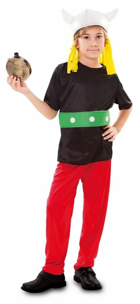 Asterix kostuum kind verkleedkledij stripfiguren stripheld