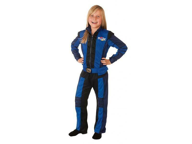 Olivia Rox Studio 100 kostuum 3 tot 5 jaar Verkleeddpak maat 110 Superheld