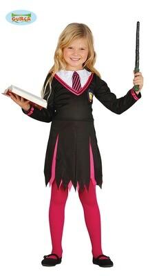 Harry Potter Meisje kostuum kind schoolmeisje verkleedkledij film voor 7 tot 9 jaar Maat 128