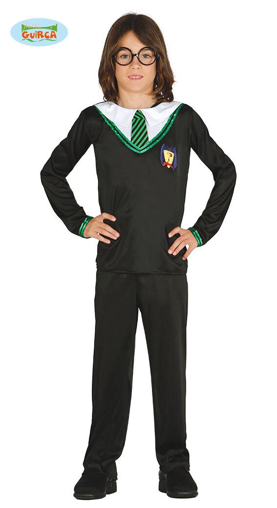 Harry Potter verkleedpak voor kind Maat 128 voor 7 tot 9 jaar Schooljongen Schooltenue Zweinstein