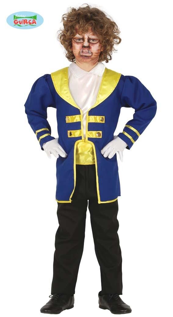 The Beast kostuum kind verkleedkledij Disney het beest uit Belle voor 10 tot 12 jaar Maat 152