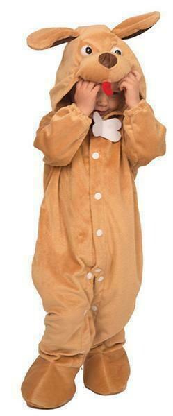Hond kostuum baby verkleedkledij hondenpakje dieren