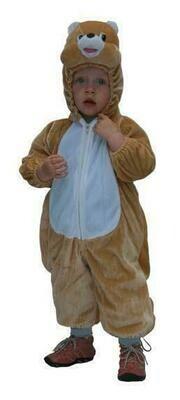 Beer kostuum baby verkleedkledij berenpakje dieren Beertje