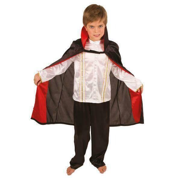 Vampier kostuum kind verkleedkledij verkleedpak Halloween Duivel