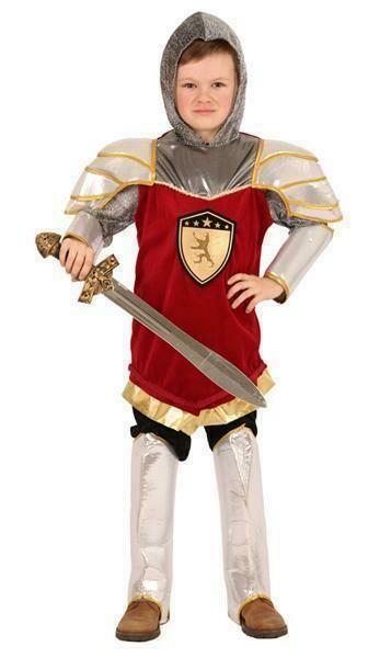 Ridder Silver kostuum kind verkleedkledij stoer verkleedpak carnaval