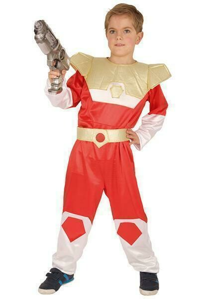 Ruimteman kostuum kind verkleedkledij Space verkleedpak de ruimte
