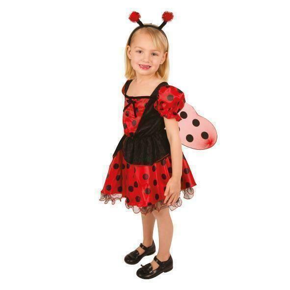 Onze Lieve Heers - beestje kleedje kind verkleedkledij Pimpampoentje meisje verkleedpak dieren