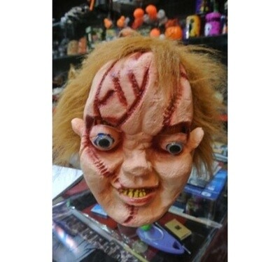 Masker Chucky rubber latex Halloween Living doll